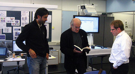 Željko Obrenović, Bill Buxton, Jean-Bernard Martens